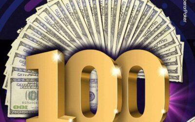 جایزه 100 میلیونی تاپ هند روزانه در امپرور پوکر