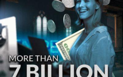 جوایز 7 میلیاردی امپرور پوکر در هر ماه به کاربران