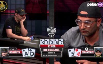 مسابقات جهانی پوکر Emperor Poker